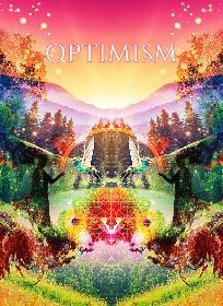 """アブラクサスが描く""""「奇跡の人」のその後の物語""""「OPTIMISM」"""