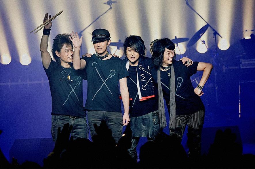 T-BOLAN 30周年ライブで新曲初披露