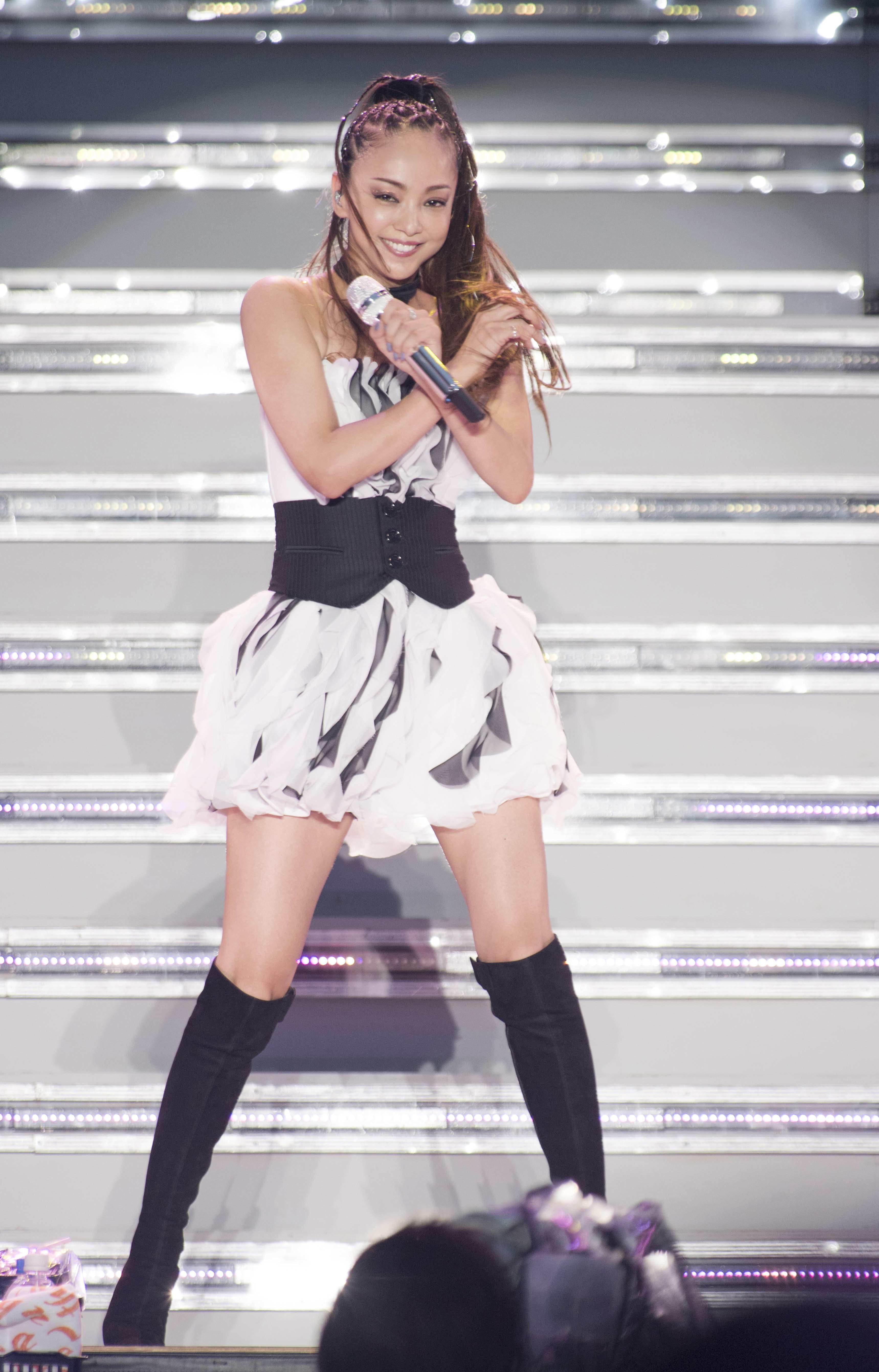 『安室奈美恵 25th ANNIVERSARY LIVE in OKINAWA』