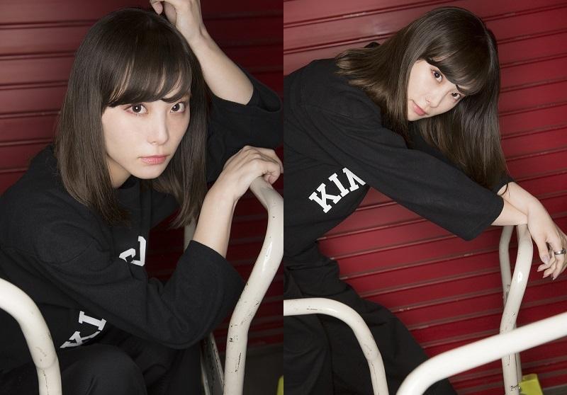SCANDAL/RINA 撮影=横井明彦