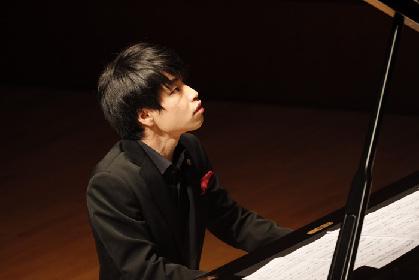 ピアニスト・務川慧悟、ソロ・リサイタルを開催 ロン=ティボー入賞を経て「いま伝えたい音楽」をのびやかに