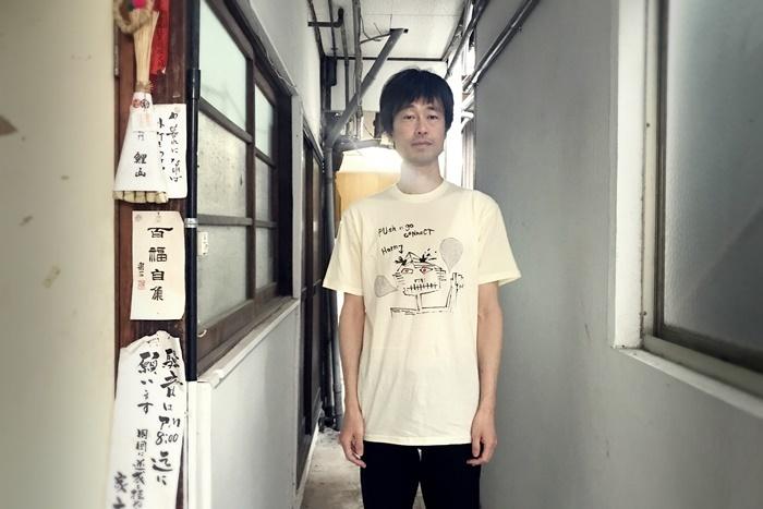 振付家・ダンサーの山下残[撮影]吉永美和子(人物すべて)