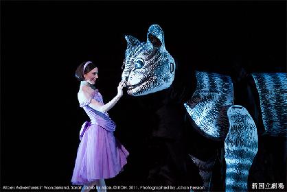 新国立劇場が2018/2019シーズン バレエ&ダンス ラインアップを発表! 開幕は超話題のバレエ『不思議の国のアリス』