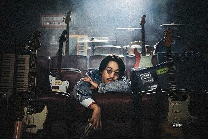 Nulbarich、新章を告げるニューシングル「LUCK」はメルセデス・ベンツCM曲
