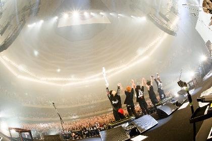 ROTTENGRAFFTY、自身初の日本武道館公演をライブ映像作品としてリリース