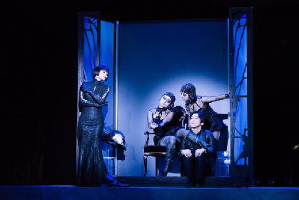 中谷美紀が美しき女盗賊に、デヴィッド・ルヴォー演出「黒蜥蜴」明日開幕