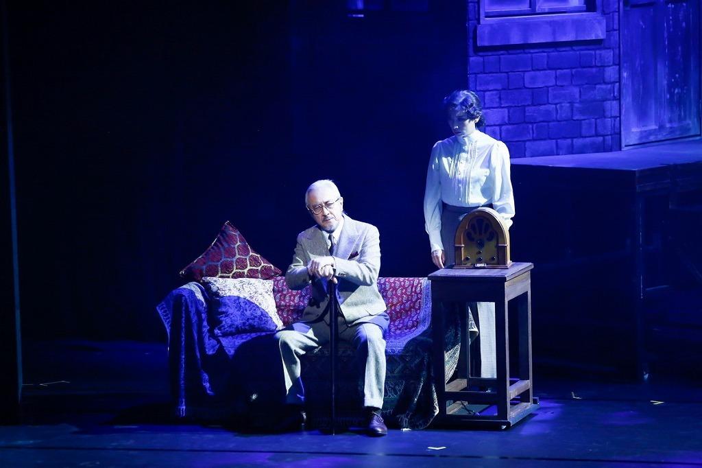『キオスク』舞台写真  撮影:岸隆子