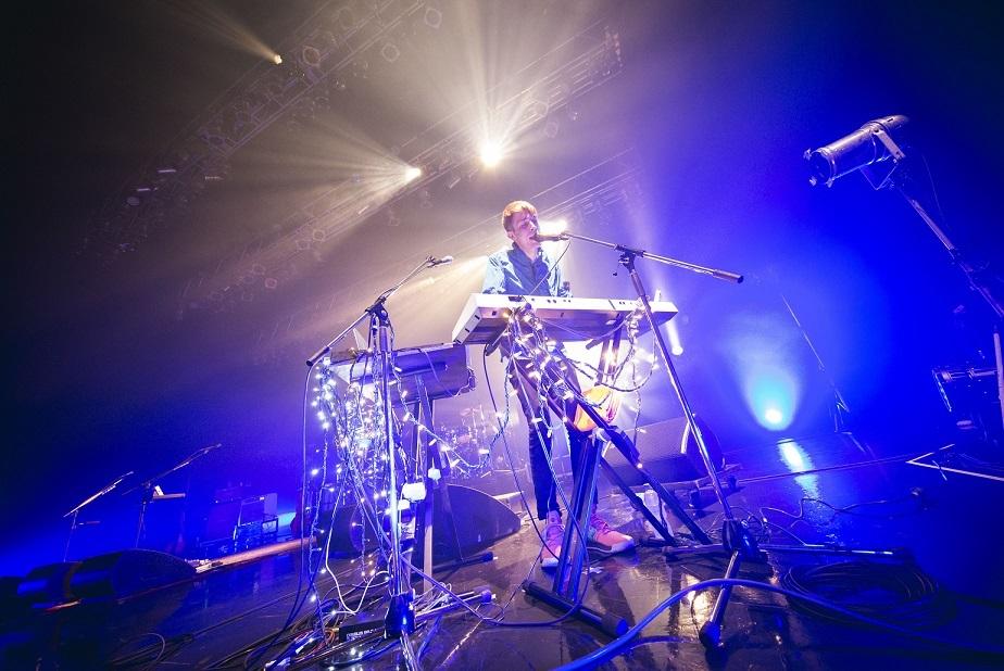 ニック・ムーン(Photo:Tetsuya Yamakawa)