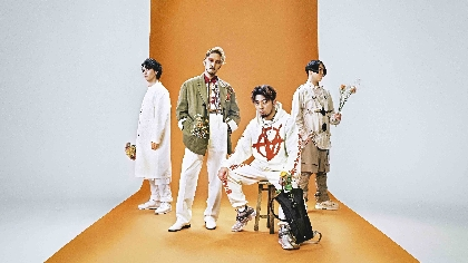 """WONK、2021年最初のシングル「FLOWERS」を4月7日に配信リリース テーマは""""エール"""""""
