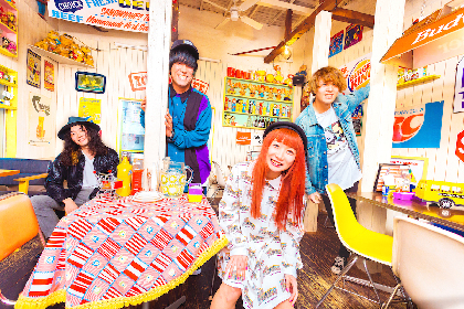 Amelieが東名阪で2マンイベント『ノスタルジックシアター 〜平成最後の二人三脚〜』を開催