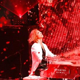 YOSHIKIが術後初出演となる音楽番組で特別な「Forever Love」を披露、番組のフィナーレを飾る