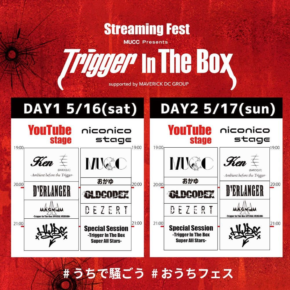 『Trigger In The Box』