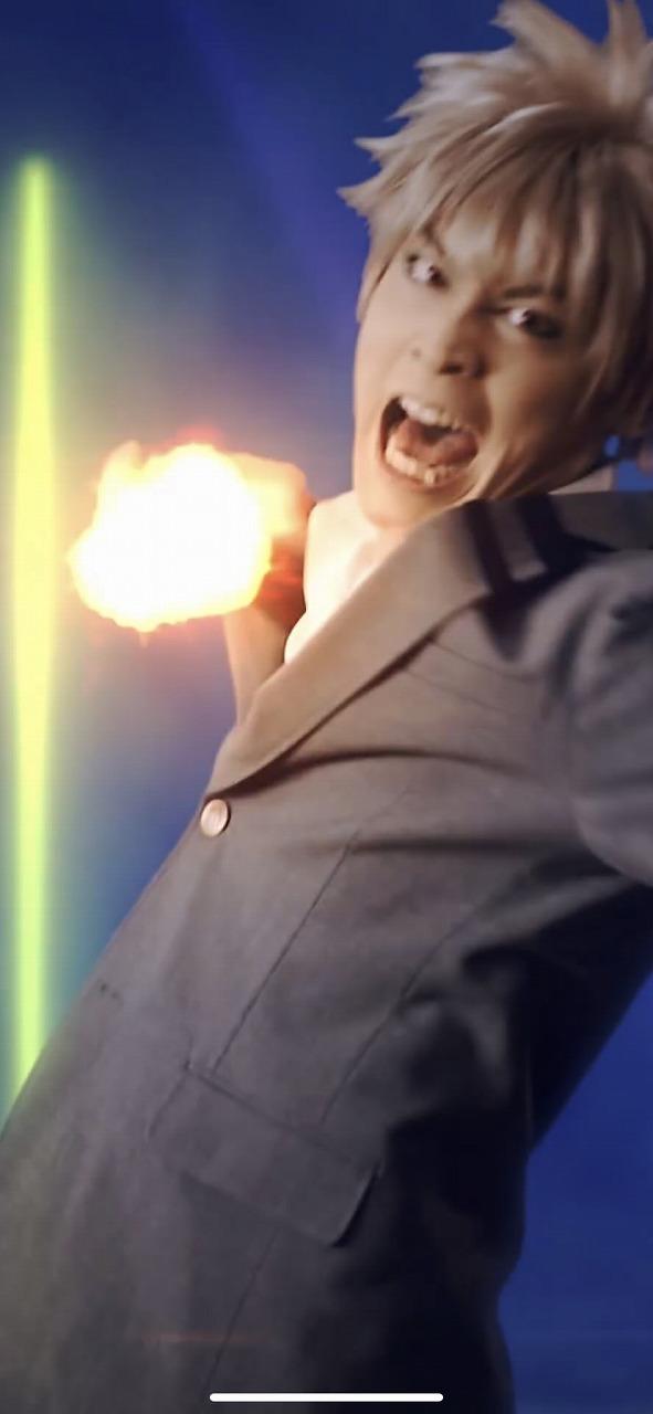 "(C)堀越耕平/集英社・「僕のヒーローアカデミア」The ""Ultra"" Stage 製作委員会"
