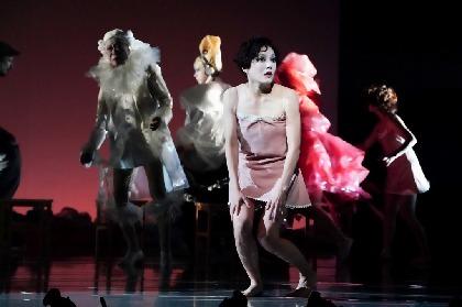鈴木杏、北乃きい、加治将樹、矢崎広らが野田秀樹が潤色したシェイクスピア喜劇に挑む 『真夏の夜の夢』舞台写真&出演者コメントが到着
