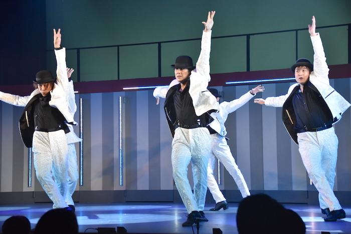 『CLUB SEVEN ZEROⅡ』ゲネプロの様子