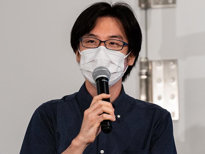 増田達斗 (C)Naoshi Hatori