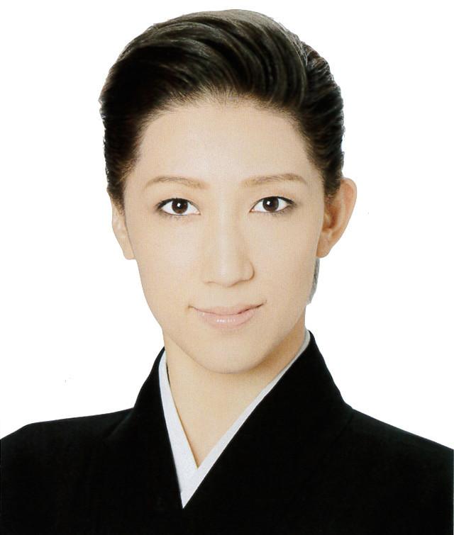 真風涼帆 (c)宝塚歌劇団