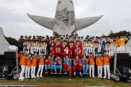 """関西ジャニーズが集結「ジャニーさんに""""関西チームで、こんなことができるようになったよ""""と報告できるのが誇らしい」"""