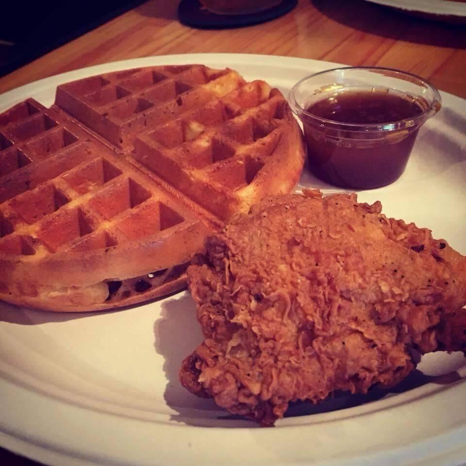 CRAYz Chicken N' Waffles