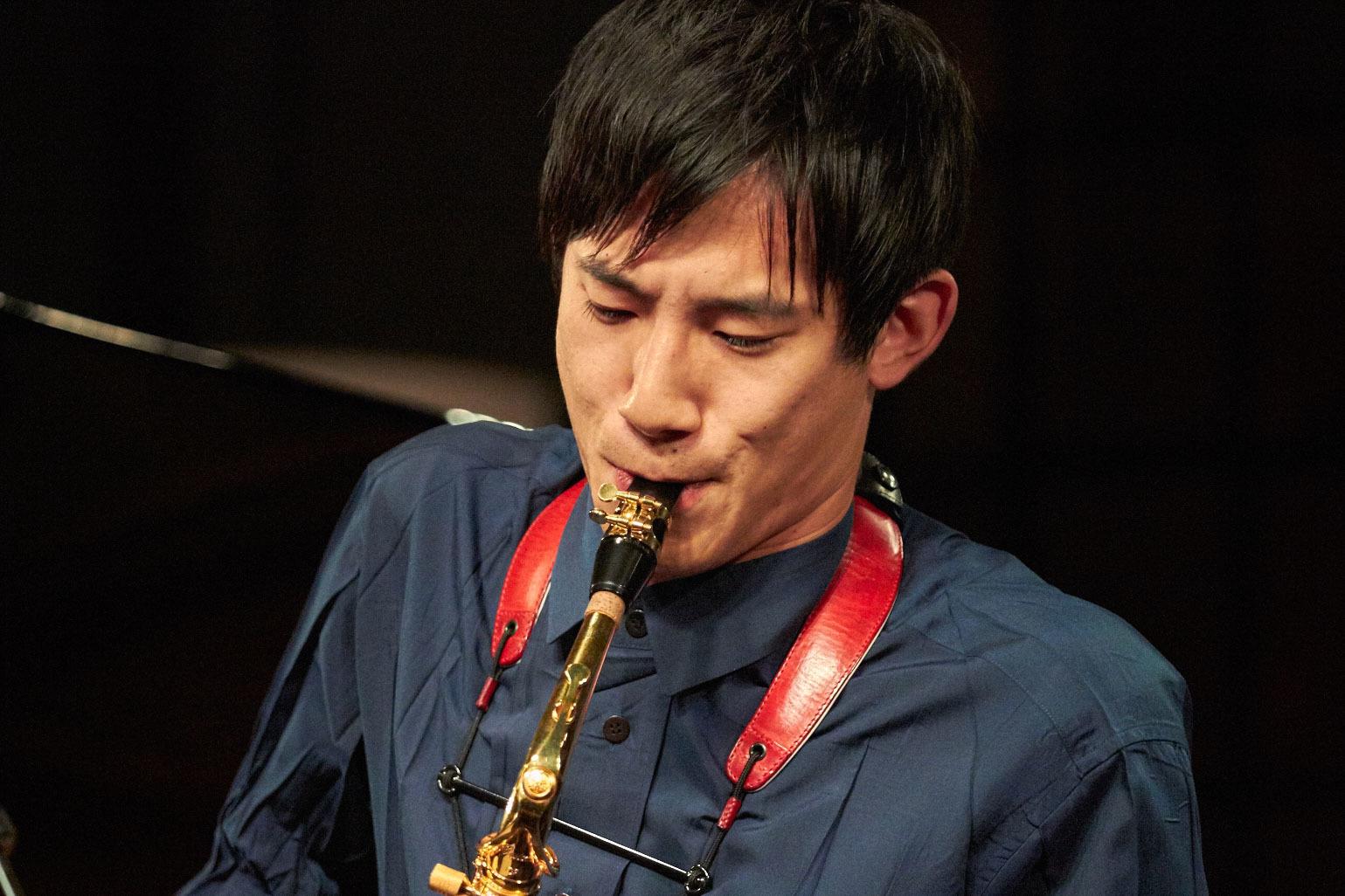上野耕平(サックス)