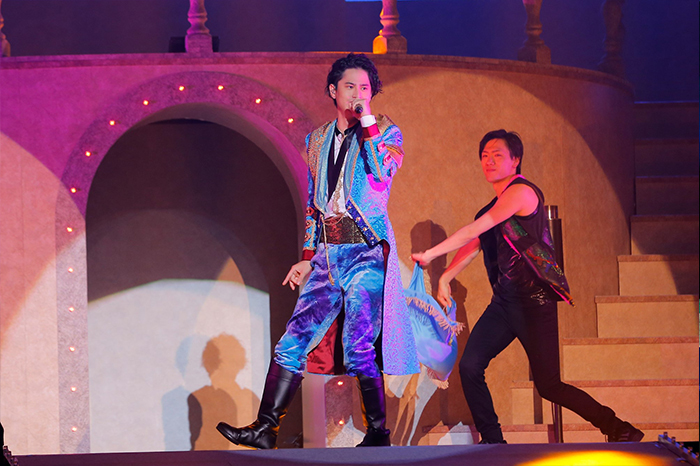 武内駿輔 Presentation licensed by Disney Concerts.(C)Disney