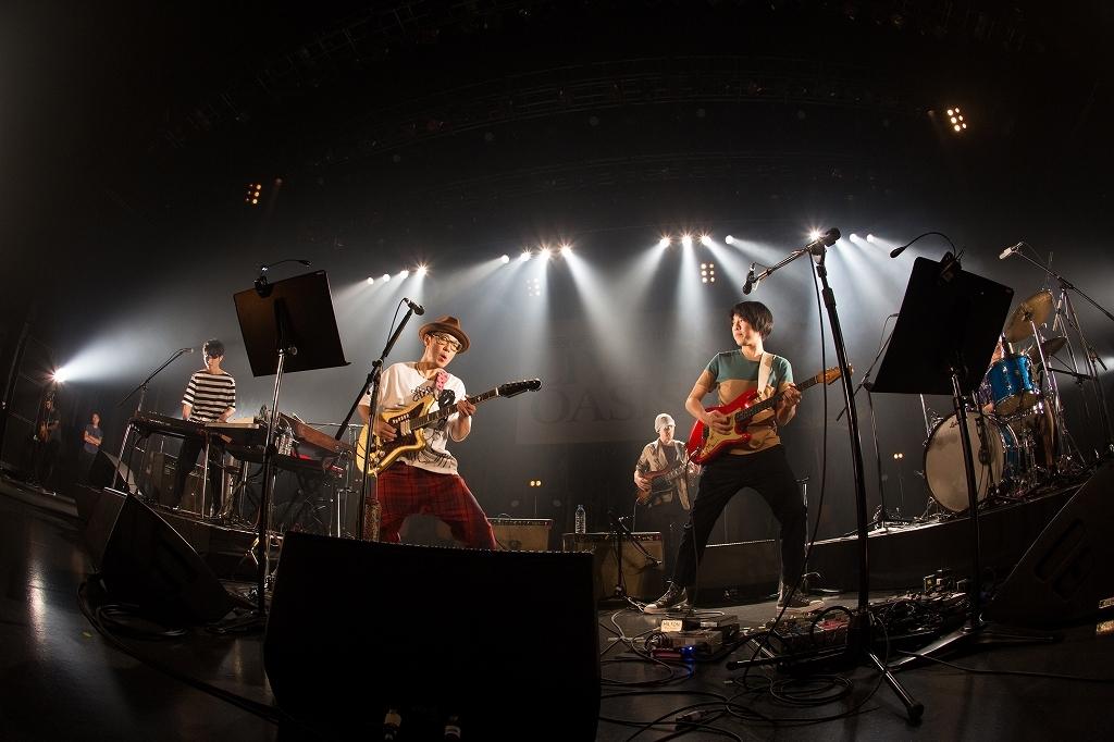 ハナレグミ / フジファブリック Photo by 仁礼 博