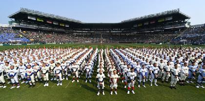 選抜高校野球の組合せ発表! 優勝候補・大阪桐蔭の初戦は21世紀枠の伊万里戦