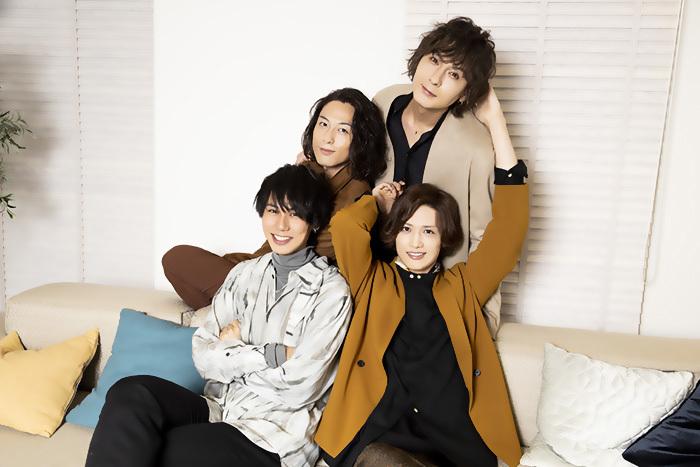 (上段左から)稲垣成弥、藤田 玲(下段左から)中村太郎、水江建太