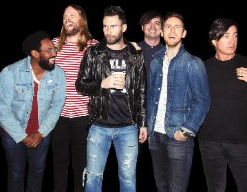 マルーン5、新曲「Beautiful Mistakes ft. メーガン・ザ・スタリオン」のリリースを発表