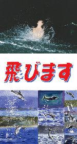 川島小鳥と小橋陽介『飛びます』展が熱海で開催、論LONESOME寒とコラボも