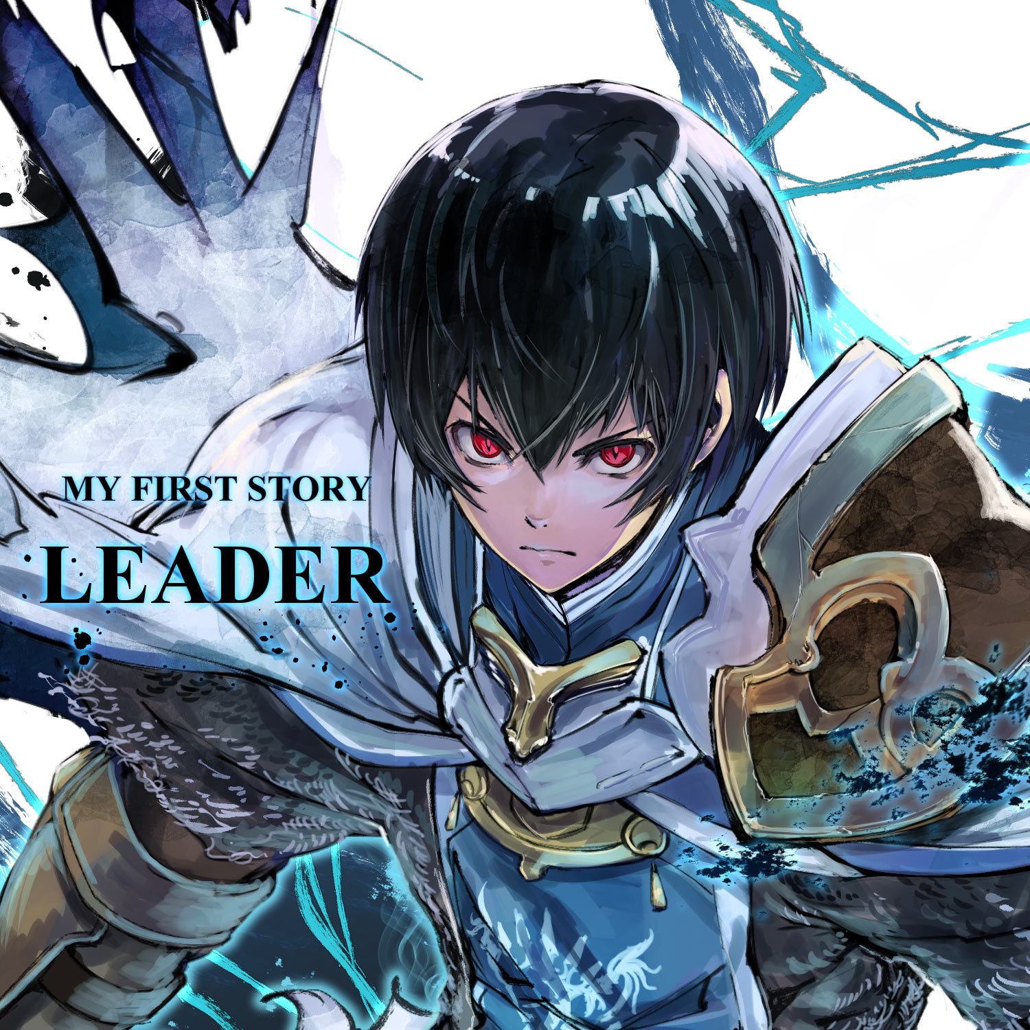 MY FIRST STORYの「LEADER」ジャケット