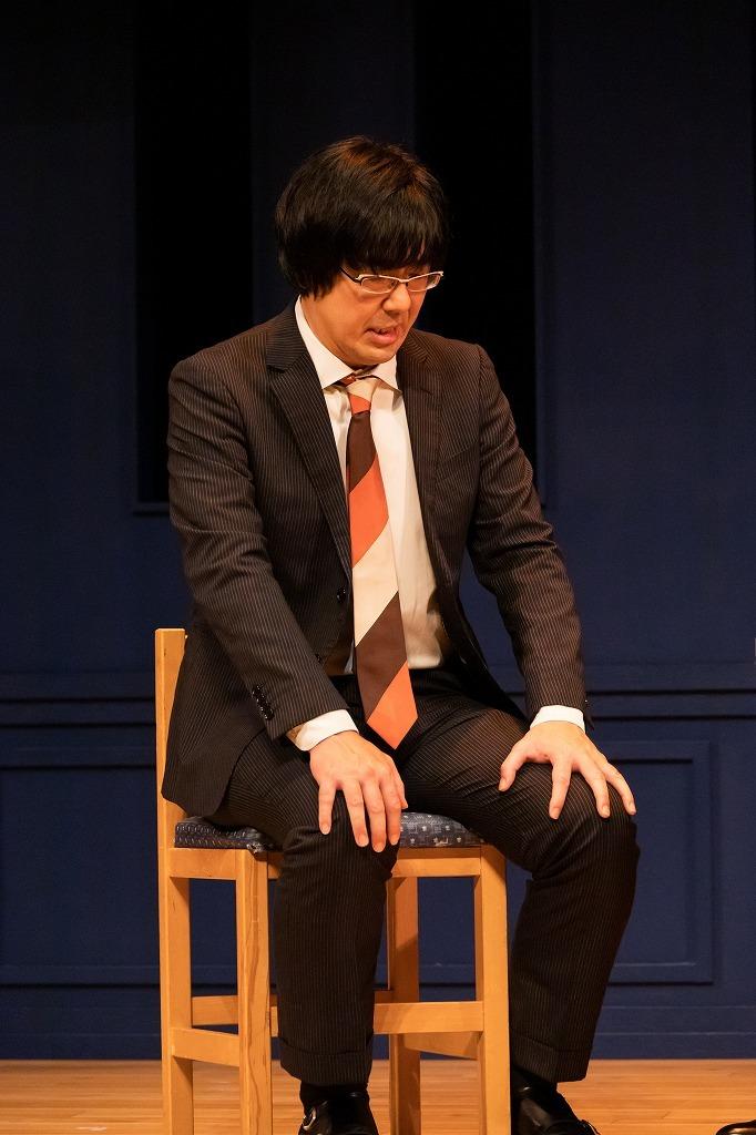 第22回東京03単独公演『ヤな塩梅』初日公演開幕ステージカット