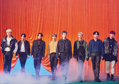 """ATEEZ、『2019Mnet Asian Music Awards』で""""WORLDWIDE FANS'CHOICE""""を受賞 日本初となるコンサートの詳細も発表に"""