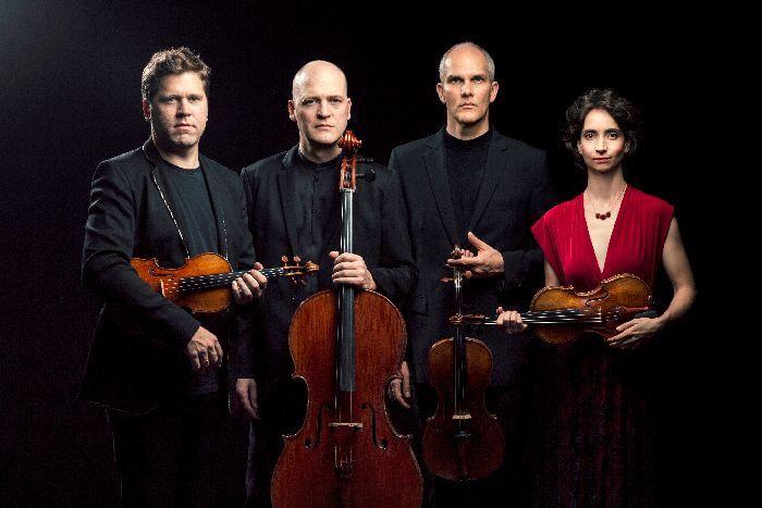 1997年結成のカザルス弦楽四重奏団。ベートーヴェンの弦楽四重奏曲全曲を演奏する