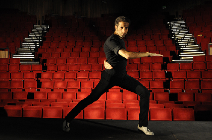 21世紀のダンスを切り拓くイスラエル・ガルバンが『LA EDAD DE ORO-黄金時代』で誘う至福のステージを体感せよ!