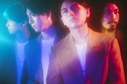 Attractions、バンド初となる7inchシングル「Last Magic/Chain Reaction」リリース決定