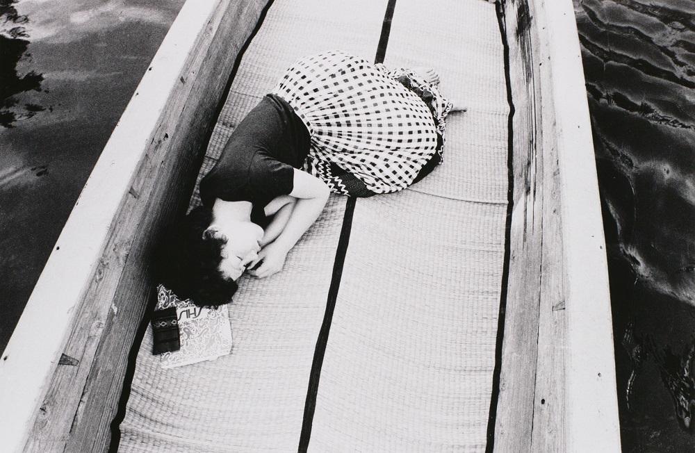 〈センチメンタルな旅〉 1971年 より 東京都写真美術館蔵