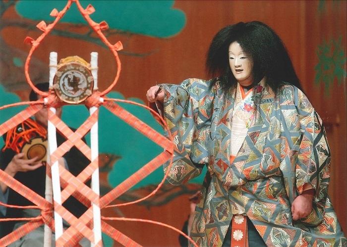 2016年能楽座自主公演「天鼓」舞台写真 撮影:吉越研