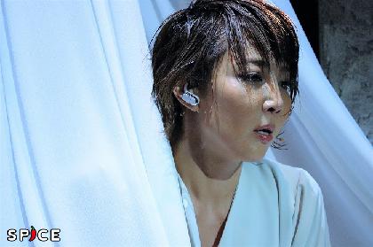 柚希礼音のイイとこ丸ごと詰め合わせ! 初の一人ミュージカル『LEMONADE』いよいよ開幕!