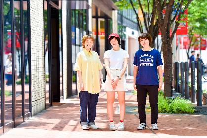 SHISHAMO 大阪で今までの5年間を振り返る『NU茶屋町×SHISHAMO「SHISHAMO NO NU-MATSURI!!!」』