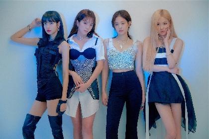 BLACKPINK 『ミュージックステーション 3時間スペシャル』初出演決定