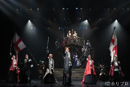 吉田鋼太郎演出、松坂桃李主演/彩の国シェイクスピア・シリーズ第34弾『ヘンリー五世』開幕