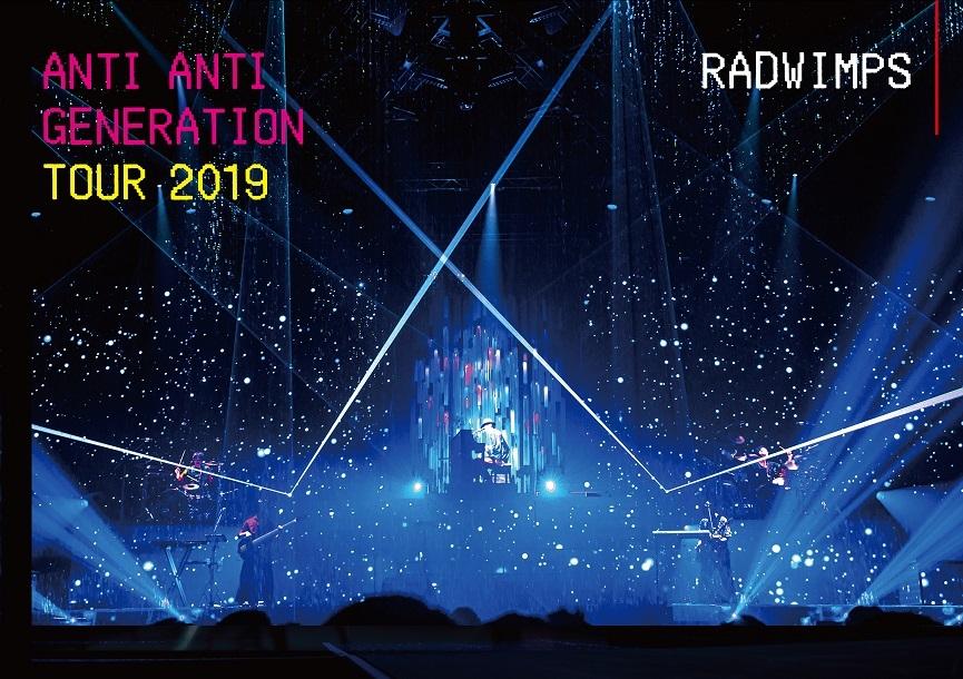 LIVE Blu-ray&DVD『ANTI ANTI GENERATION TOUR 2019』