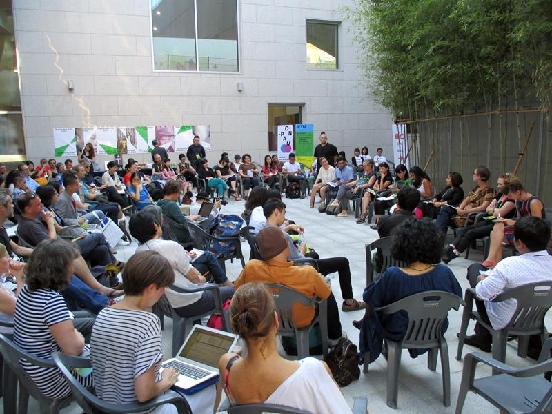 (写真:ON-PAM 第一回アジア会議)