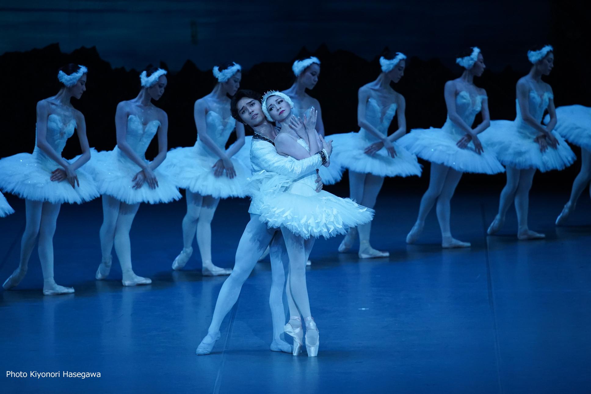 東京バレエ団 ブルメイステル版『白鳥の湖』