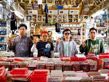 Yasei Collective、新アルバム『stateSment』のジャケット写真公開 ツアー情報も発表に