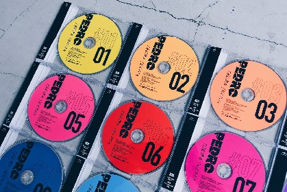 BiSHアユニ・Dのバンドプロジェクト、PEDROがアルバム収録全13曲を100円シングルとして1日限定発売