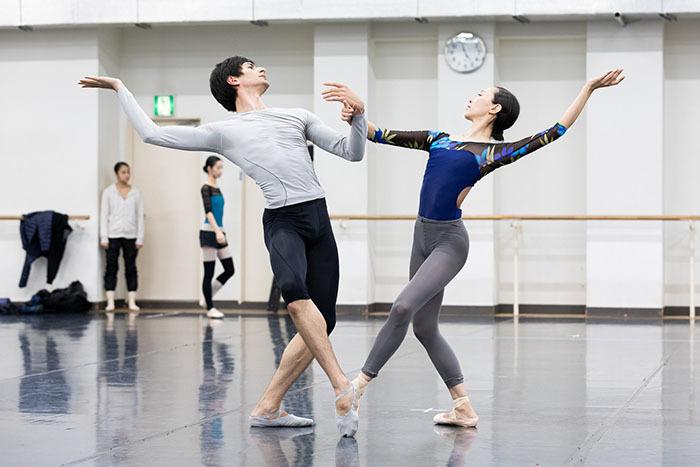 アラビアの踊り photo:Shoko Matsuhashi