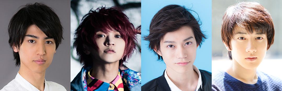 忍迅雷音(ニンジンライオット) (C)2012, 2017 SANRIO CO., LTD. SHOWBYROCK!! 製作委員会#
