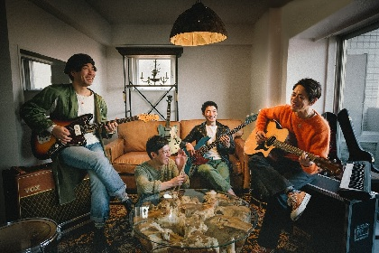 Nothing's Carved In Stone・村松拓ら在籍バンド・ABSTRACT MASHが7年ぶり復活